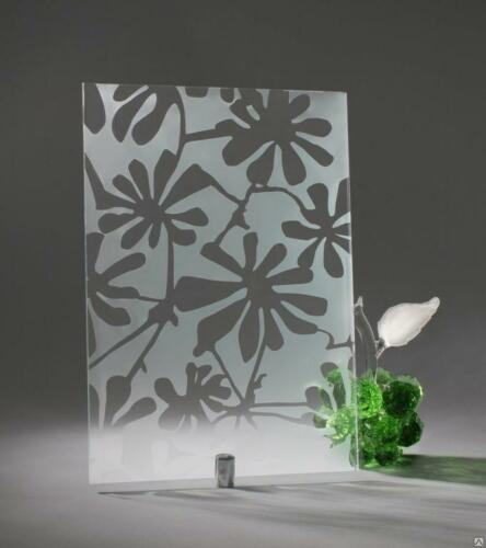 Зеркало Шефлера серебро