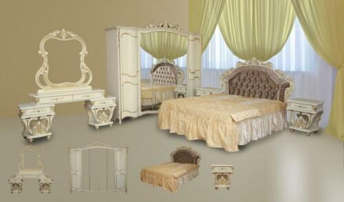 Спальня Барроко с пульпой