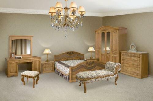 Спальня Изабель Массив дуба