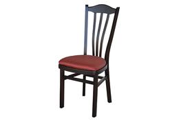 Стул Стиль-1Габаритный размеры стула:высота стула: высота стула: высота стула- 1000мм, ширина- 410мм, глубина- 410мм, высота сидения- 490мм. Материал: массив бука. Материал: массив кавказского бука. Цвет материала: светлый орех, темный орех, светлая вишня, темная вишня, белый, слоновая кость. Ткань обивки в ассортименте.