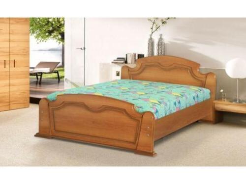 Кровать МДФ 1