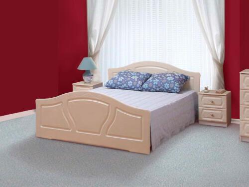Кровать МДФ 2