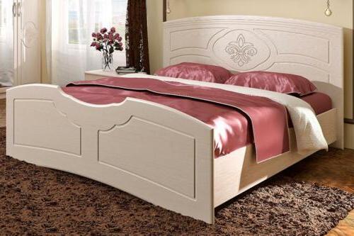 Кровать МДФ 3