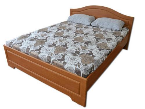Кровать МДФ 12