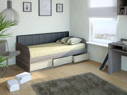 Кровать подростковая 4